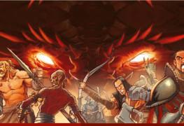 sette dragoni - recensione
