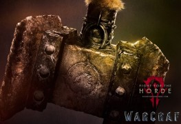 Warcraft film Comic-Con 2015