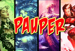magic pauper