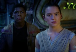 Star Wars Episodio VII commento trailer
