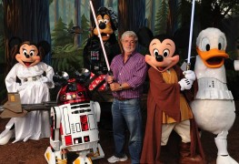 star wars e disney