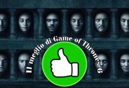 il meglio di game of thrones 6