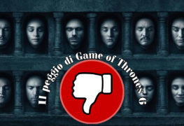 il peggio di game of thrones 6