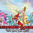 FriendshipMagic d&D My little pony