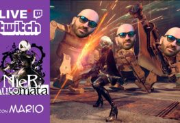 Gameplay-streaming-Nier-Automata