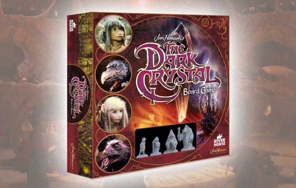 Anche il film dark crystal diventa un boardgame isola illyon - Gioco da tavolo dark souls ...