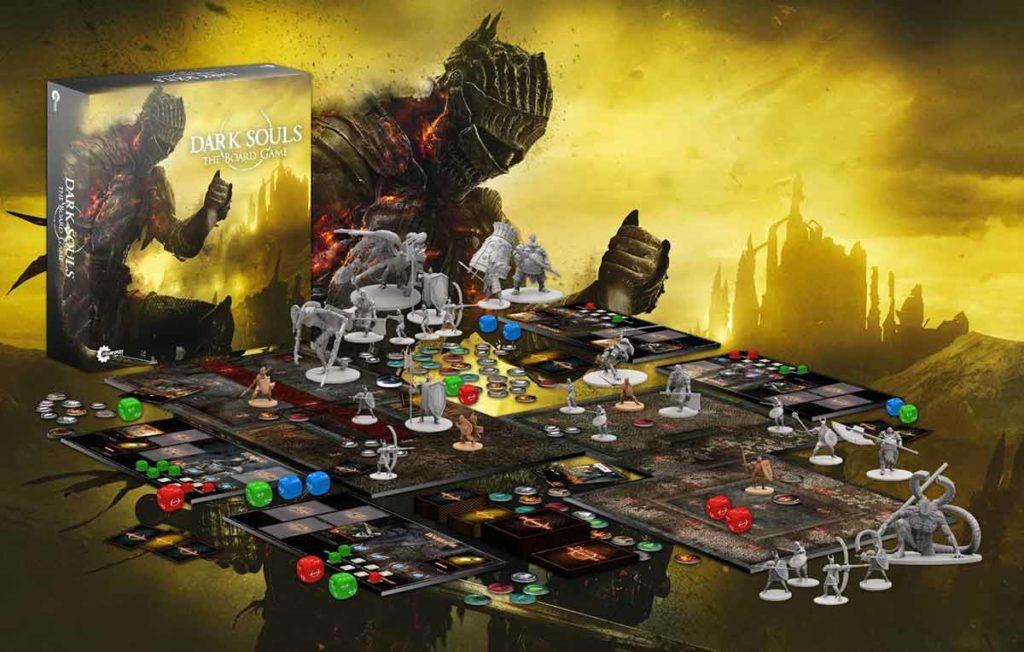 Cronaca Di Una Partita Mortale Al Boardgame Di Dark Souls
