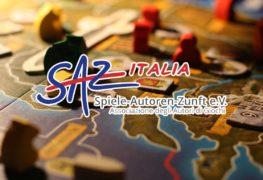 Al via le attività di SAZ Italia, l'associazione di autori di boardgame