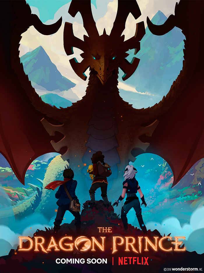 The-Dragon-Prince-Poster-Netflix