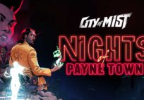 city of mist nights of payne town espansione kickstarter